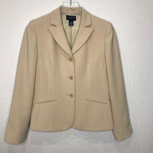 Ann Taylor LOFT single breasted blazer jacket 4P